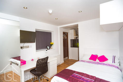 28 West Street, Leicester. 1 bedroom apartment