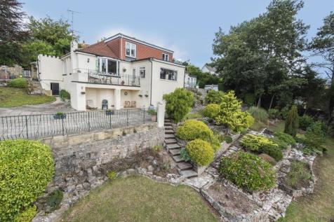 Higher Lincombe Road, Torquay. 5 bedroom detached house
