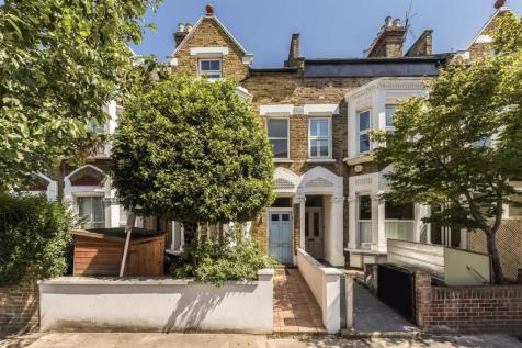 Eyot Gardens, Hammersmith. 5 bedroom house for sale