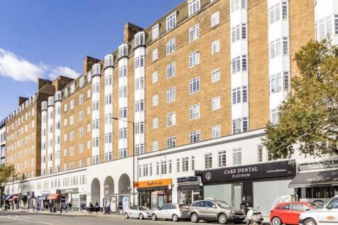 Hammersmith Road, Hammersmith. 2 bedroom flat