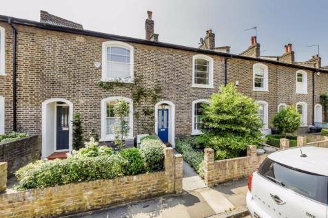 Theresa Road, Hammersmith. 2 bedroom terraced house
