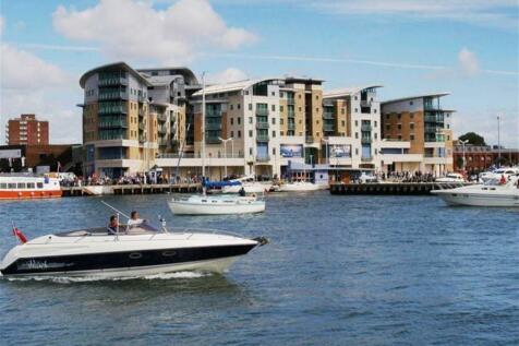 The Quay, Poole, Dorset, BH15. 2 bedroom apartment