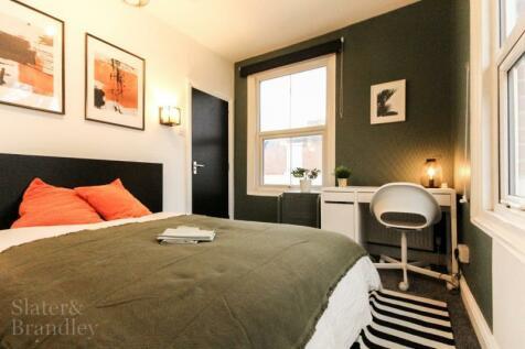 Radford Boulevard, Nottingham, NG7 3BL. 5 bedroom semi-detached house