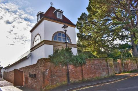 Cannon Street, Lymington, SO41. 4 bedroom detached house for sale
