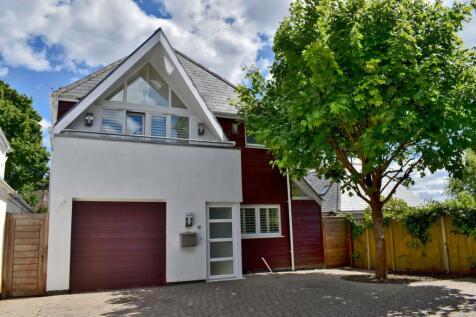 Hightrees, Pennington, Lymington, SO41. 5 bedroom detached house for sale