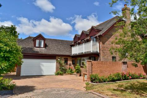 Conference Place, Lymington, SO41. 4 bedroom detached house
