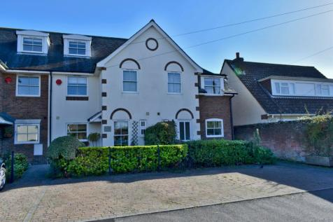 Eastern Road, Lymington, SO41. 4 bedroom town house for sale