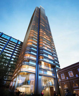 Worship Street, London, Greater London, EC2A. 2 bedroom apartment for sale
