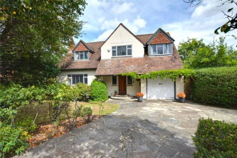 Old Perry Street, Chislehurst, BR7. 4 bedroom detached house