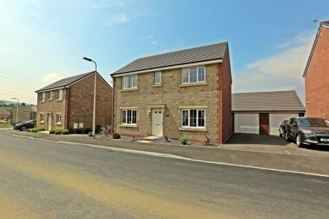 Dyffryn Y Coed, Church Village, Pontypridd, CF38 1PJ, South Wales - Detached / 4 bedroom detached house for sale / £265,000