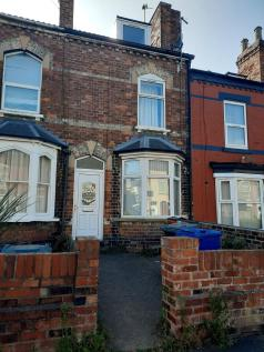 Kings Road Doncaster. 3 bedroom terraced house