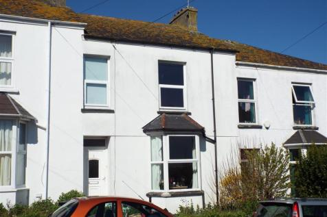 Park Hill, Falmouth. 4 bedroom terraced house
