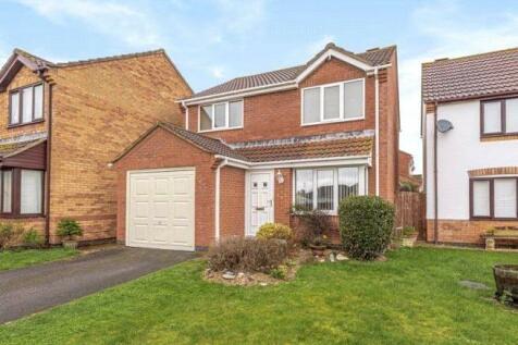 Farriers Green, Monkton Heathfield, Taunton, TA2. 3 bedroom detached house