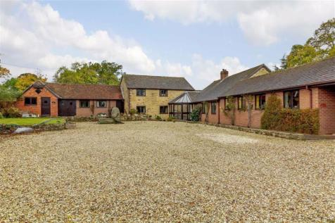 Upton Bishop, Ross On Wye, Herefordshire. 5 bedroom detached house for sale