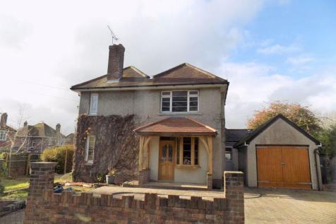 Clarence Road, Dorchester. 4 bedroom detached house for sale