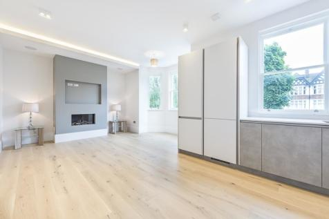 Uxbridge Road London W3. 2 bedroom apartment