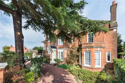 Edgehill Road, Ealing, W13. 7 bedroom detached house for sale