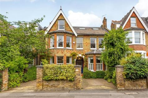 Creffield Road, Ealing, W5. 8 bedroom detached house for sale