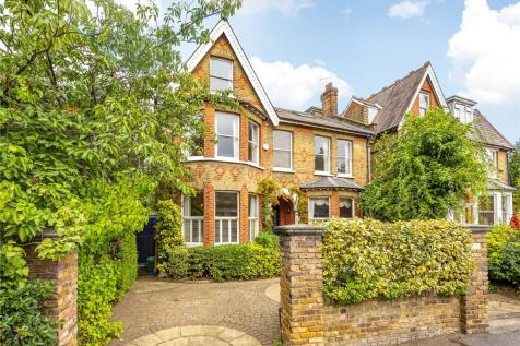 Creffield Road, Ealing, W5. 8 bedroom detached house for sale