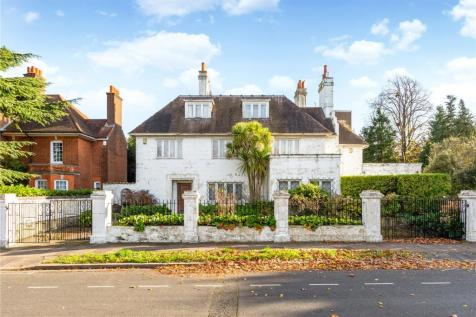 Edgehill Road, Ealing, W13. 8 bedroom detached house for sale