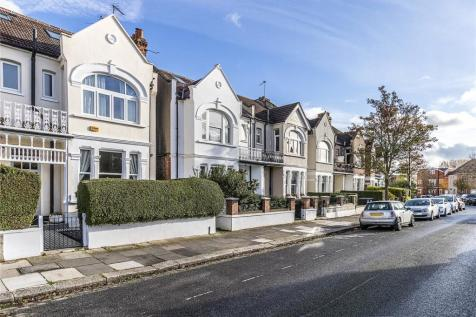 Drayton Road, Ealing, W13. 4 bedroom end of terrace house for sale
