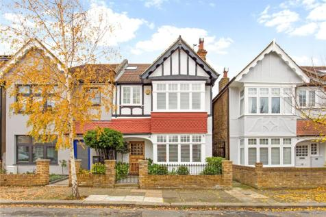 Highview Road, Ealing, W13. 4 bedroom terraced house for sale