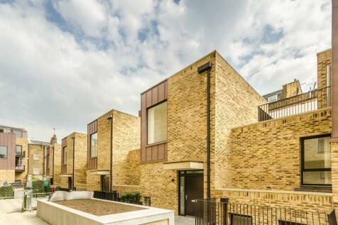 Hand Axe Yard, King's Cross, London, WC1X. 3 bedroom house