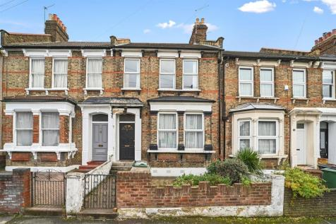 Fraser Road, Walthamstow, London, E17. 4 bedroom terraced house for sale