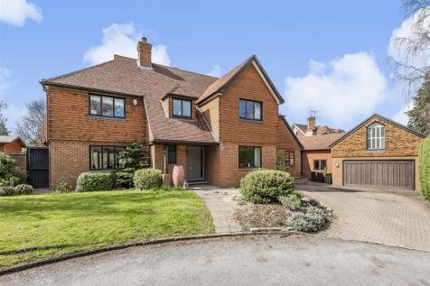 Berkeley Place Woodcote, Epsom property