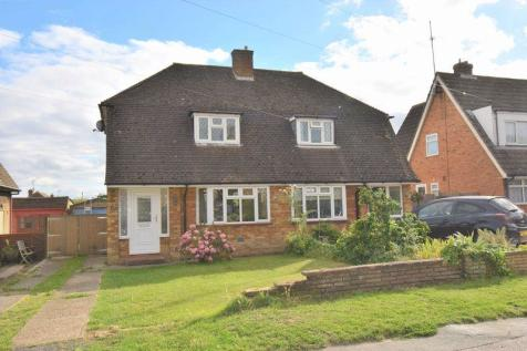 Oliver Street, Ampthill. 2 bedroom semi-detached house