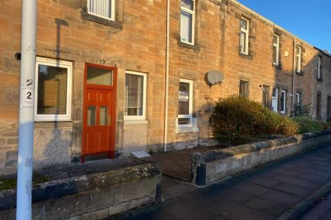 Rosabelle Street, Kirkcaldy, Fife, KY1. 1 bedroom ground floor flat