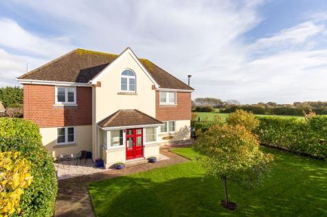St. Peters Road, Northney, Hayling Island. 5 bedroom detached house for sale