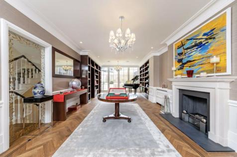 Chester Street, Belgravia. 6 bedroom house for sale