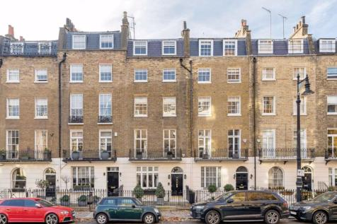 Wilton Place, Belgravia. 5 bedroom house for sale