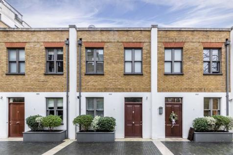 Park Walk, Chelsea. 2 bedroom terraced house