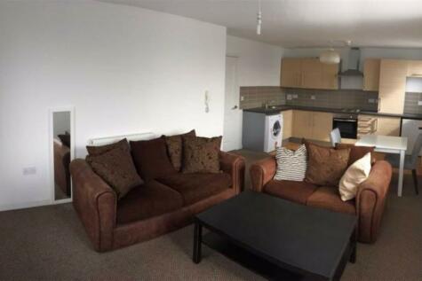 Bispham House, Lace Street, Liverpool. 1 bedroom apartment