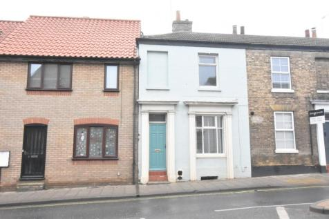 Out Westgate, Bury St. Edmunds. 3 bedroom terraced house