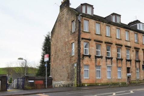Causeyside Street, Paisley. 4 bedroom flat