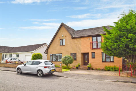 New Stevenson, North Lanarkshire. 5 bedroom detached house