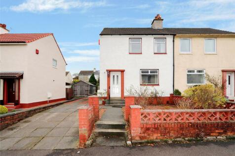 Kinloch Road, Bellfield, Kilmarnock. 2 bedroom semi-detached house for sale