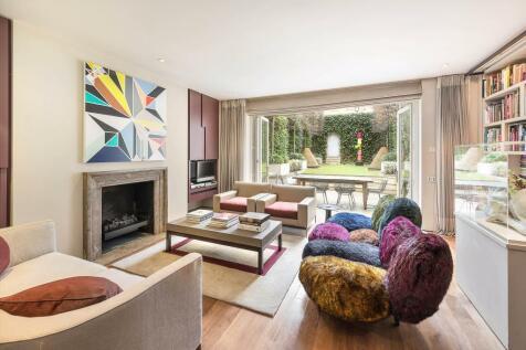 Chester Street, Belgravia, London, SW1X. 6 bedroom terraced house