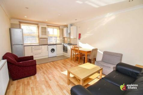 Borough Hill, Croydon. 2 bedroom flat