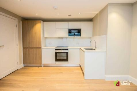 Wellesley Road, Croydon. 2 bedroom apartment