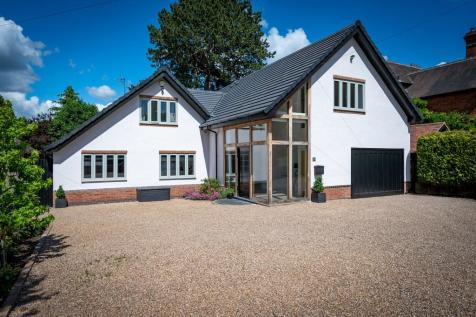 Gladstone Road, Dorridge. 5 bedroom detached house for sale
