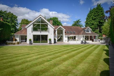 Lady Byron Lane, Knowle. 5 bedroom detached house for sale