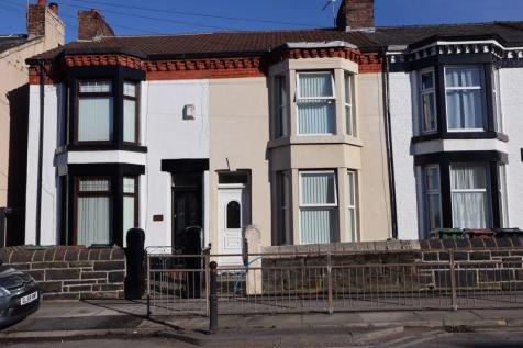 Hawthorne Road, Bootle. 3 bedroom terraced house for sale