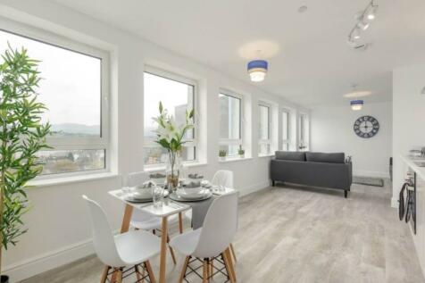5 Elfin Square, Chesser, Edinburgh. 1 bedroom flat