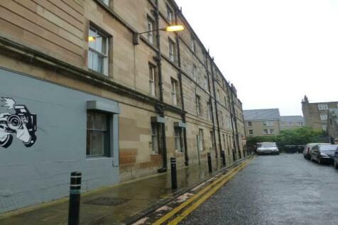 Lorne Square, Leith, Edinburgh. 1 bedroom flat