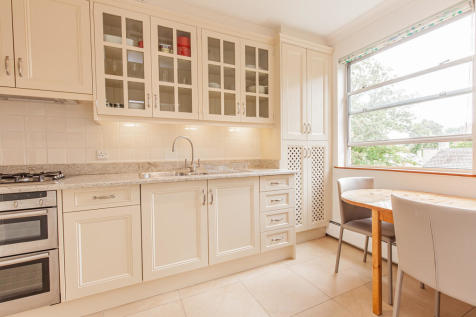 Norham End, Central North Oxford. 2 bedroom apartment