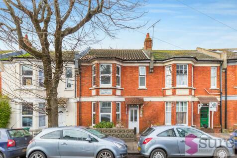 Riley Road, Brighton. 5 bedroom terraced house